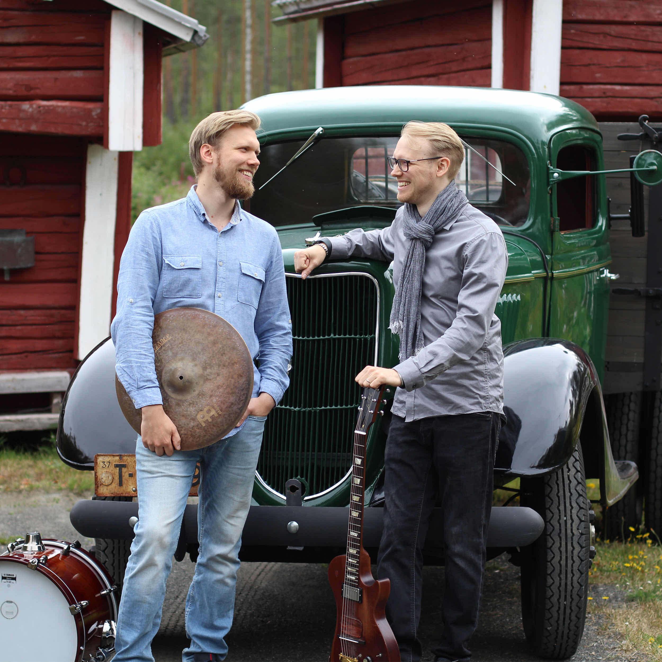 Bröder-duo